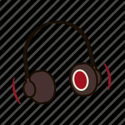 beats, dj, earphones, headphones, listen, music, song icon