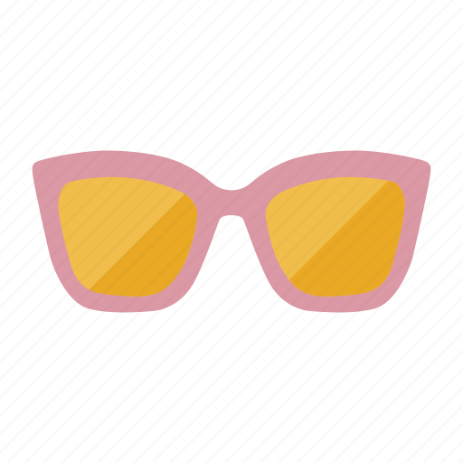 fahion, girl, summer, sunglasses icon
