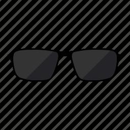 glasses, polarised, summer, sunglasses icon