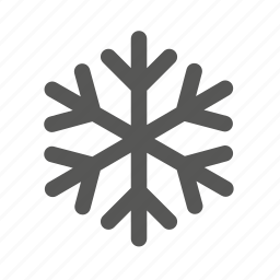 christmas, flake, forecast, snow, weather, winter icon