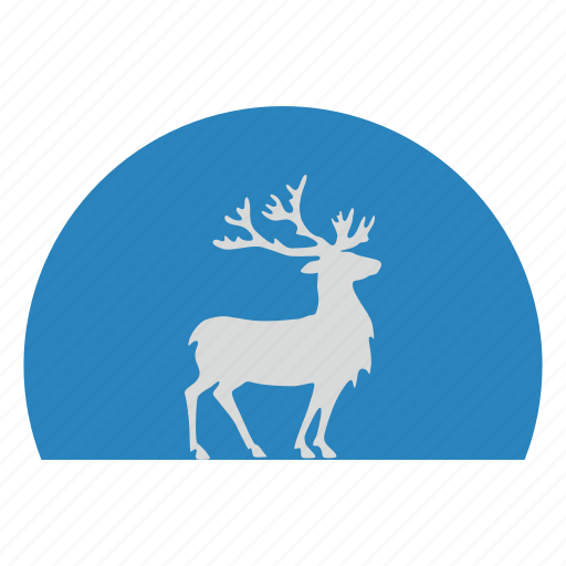 animal, deer, finland, hunting, nature, suomi, wild icon