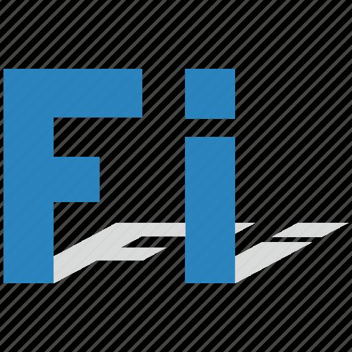 domain, fi, finland, land, suomi icon