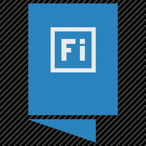 fi, finland, identity, passport, person, suomi icon