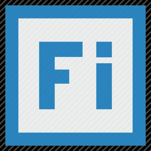 colors, fi, finland, national, square, suomi icon