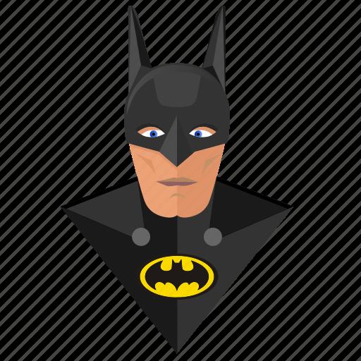 avatar, batman, comics, face, mask, skin icon