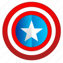 america, avatar, capitan, comics, hero, man, shield icon