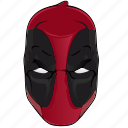 avatar, comics, deadpool, man, superhero icon