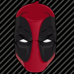 avatar, comics, deadpool, man, superhero icon