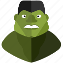 avatar, comics, face, green, hulk, man, monster icon