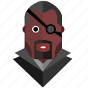 angry, avatar, comics, hero, man, super, villain icon
