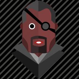 angry, avatar, comics, hero, man, super, villain icon