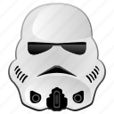 avatar, comics, droid, head, soldier, star, wars icon