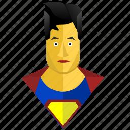 avatar, comics, hero, man, superman icon