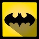 batman, bat, hero, super icon