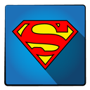 hero, super, superman icon