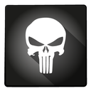 hero, super, thepunisher icon