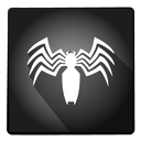 hero, spider, super, venom icon