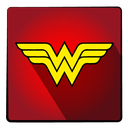 hero, super, wonderwoman icon