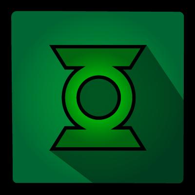 greenlantern, hero, lantern, super icon