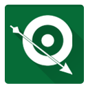 arrow, green, green arrow icon