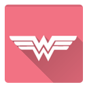 women, wonder, wonder women icon