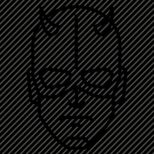 avatar, dare, daredevil, devil, man, superhero icon