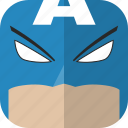 avatar, captain america, comics, superhero icon