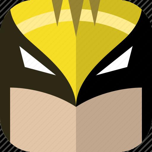 avatar, comics, hawk, hawk girl, hawk woman, superhero icon