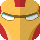 avatar, comics, iron man, ironman, superhero icon