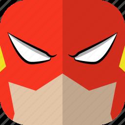 avatar, comics, flash, superhero, the flash icon