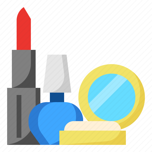 beauty, cosmetics, lipstick, makeup icon