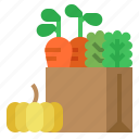 diet, food, healthy, vegetables icon
