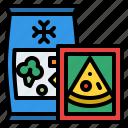 bag, food, frozen, vegetable icon