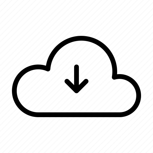 business, care, cloud, download, quality, service icon