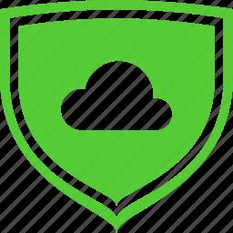 backup, cloud, database, network, server, storage icon