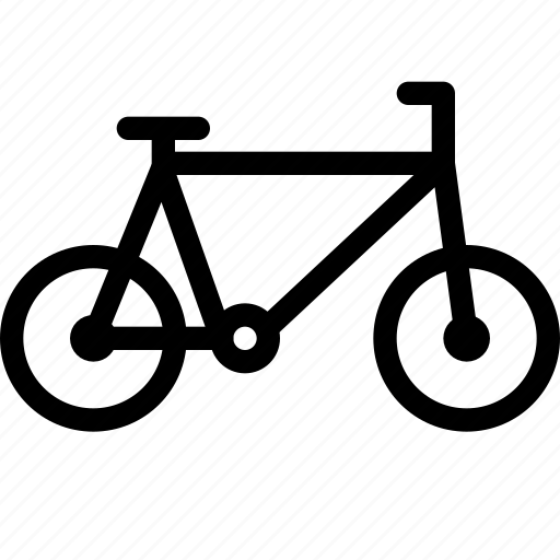 bicycle, bike, cycle, exercise, speed, sport, wheel icon