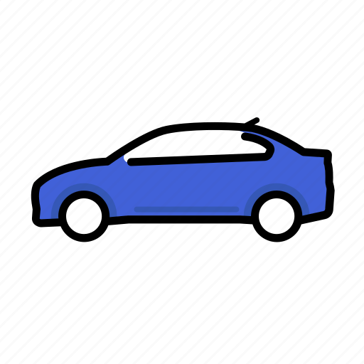 car, dzire, sedan, suzuki, transport, vehicle icon