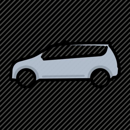 car, ertigar, suzuki, transport, vehicle icon