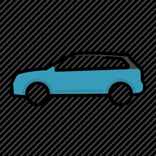 4x4, car, suv, suzuki, vitara icon - Download on Iconfinder