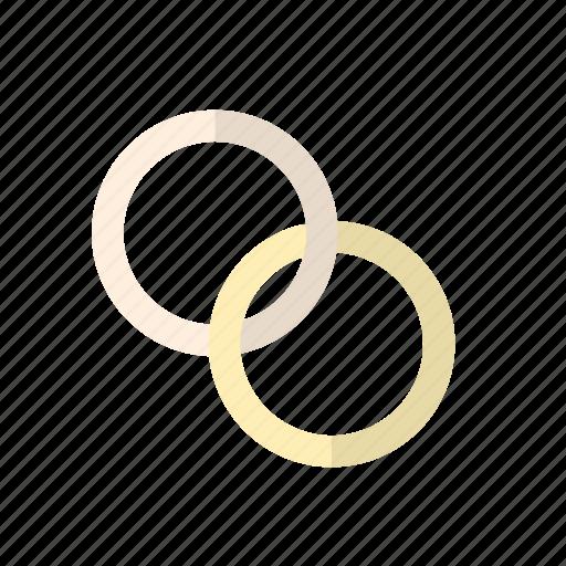gold, love, ring, valentine, wedding icon
