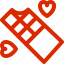 chocolate, dating, february, greeting, holiday, love, valentine icon