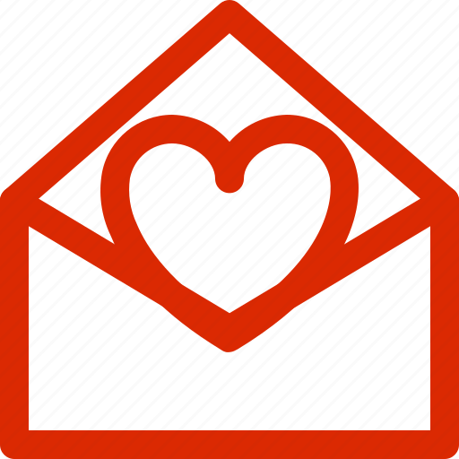 dating, february, greeting, holiday, letter, love, valentine icon