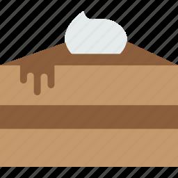 cake, dessert, food, sweet icon