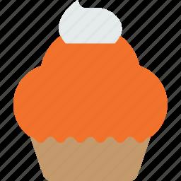 dessert, food, muffin, sweet icon