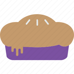 dessert, food, pie, sweet icon