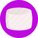 bombon, candy, marshmallow, sweets icon