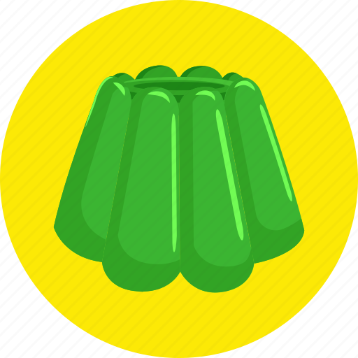 candy, dessert, food, jello, sweets icon