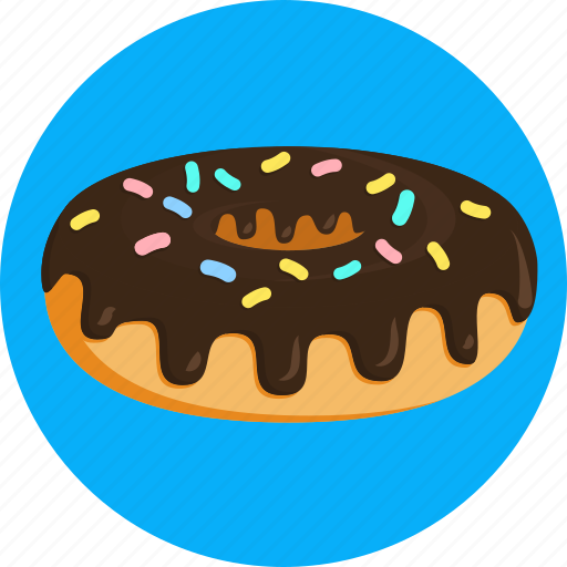 candy, dessert, donut, doughnut, food, sweets icon