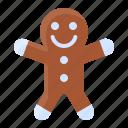 biscuit, cookie, dessert, gingerbread, sugar, sweet, sweets