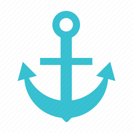 anchor, marine, maritime, nautical, sea, ship, swimming icon